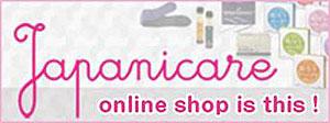 Japanicare online shop